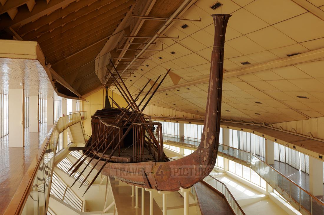 Khufu ship or solar barge