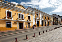 historical colonial buildings