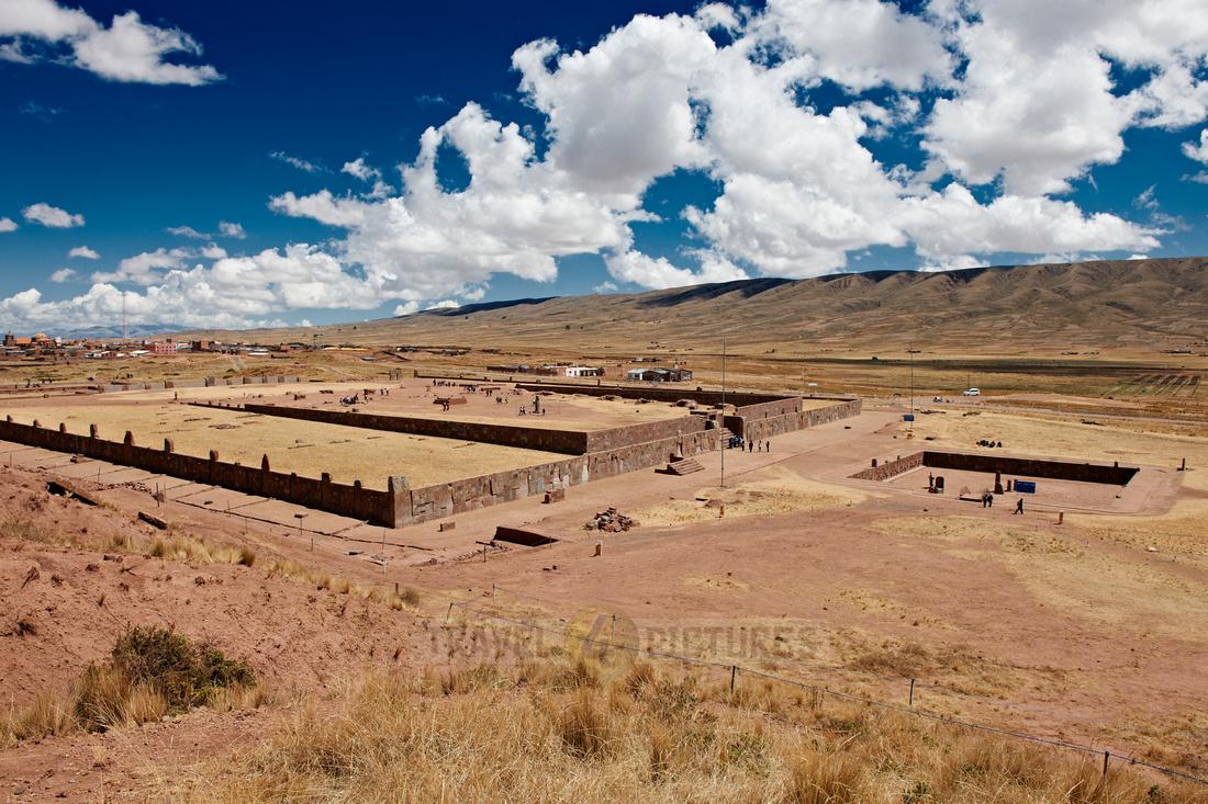 Kalasasaya temple, Tiwanaku
