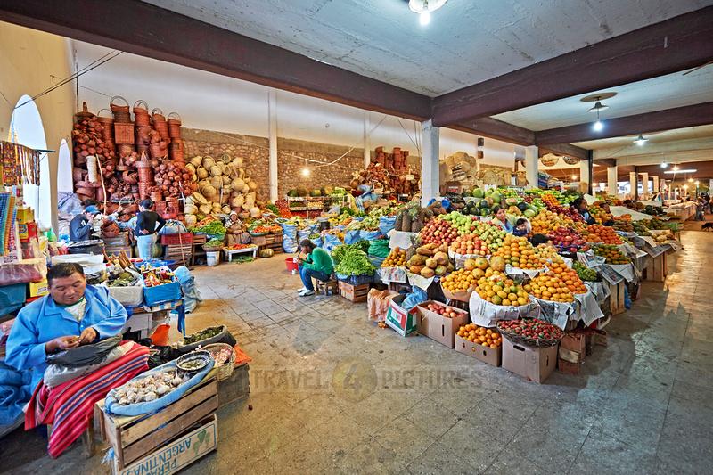 Mercado Central de Sucre