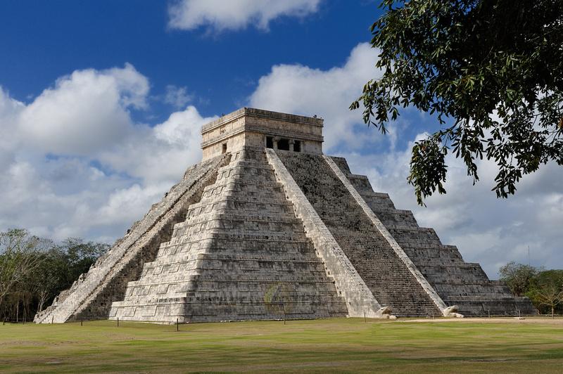 Temple of Kukulkan or El Castillo