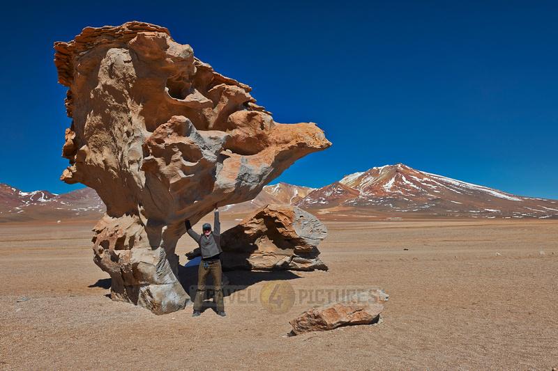 Arbol de Piedra rock