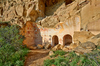 rock-hewn churches of David Gareja