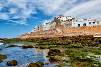 rampart and historical medina of Essaouira