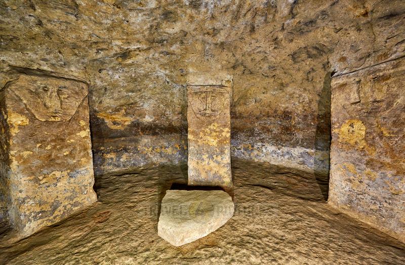 tomb of Alto de Segovia