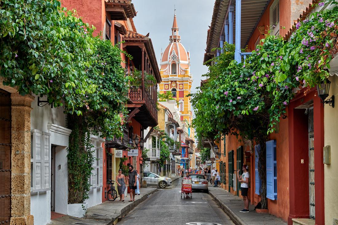 Catedral de Santa Catalina de Alejandria de Cartagena de Indias