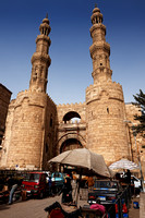 southern town gate of Cairo