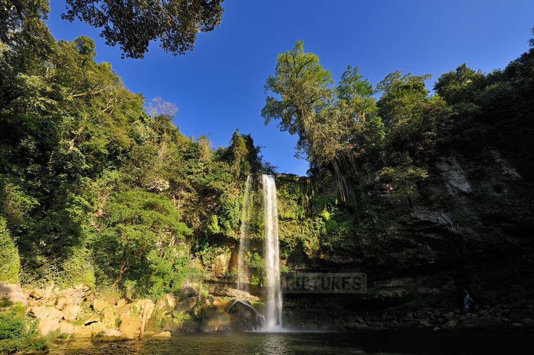 Waterfall Misol-Ha