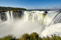 Devil's Throat of Iguassu Falls, Argentina