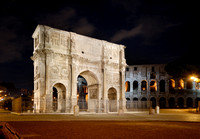 Arch of Constantine, Rome 2008