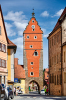 The Woernitz Tor