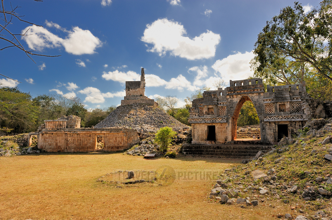 Gateway and El Mirador