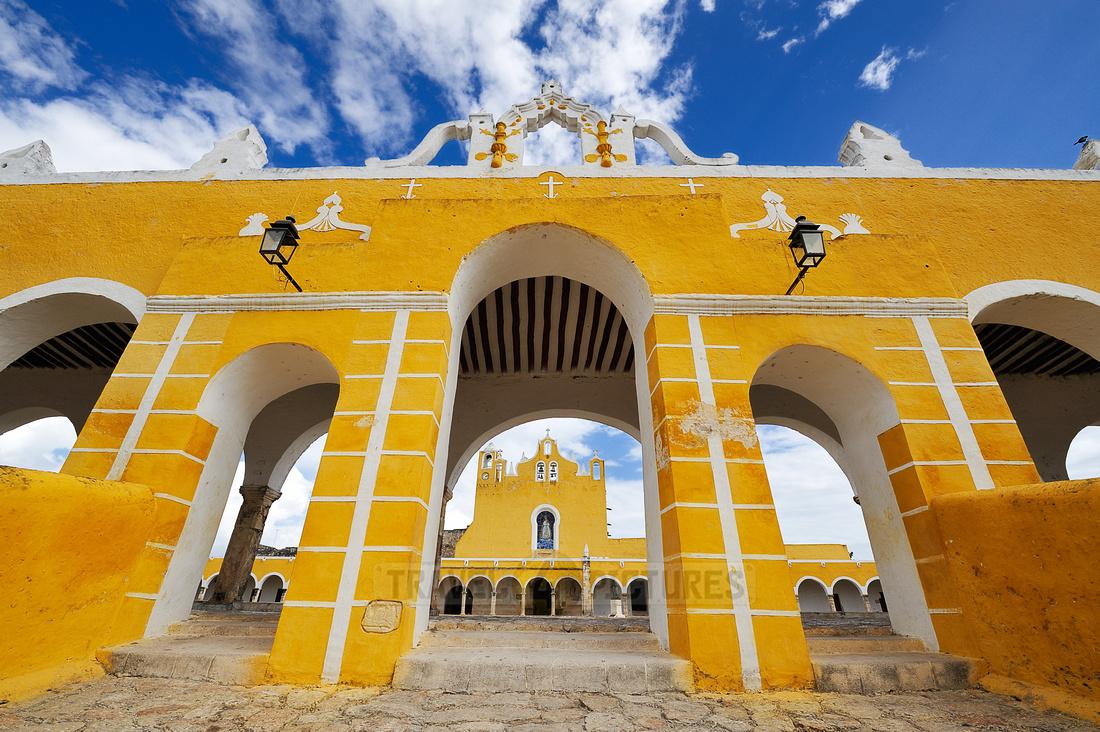 Monastery San Antonio of Izamal