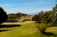Pyramids of  Monte Alban