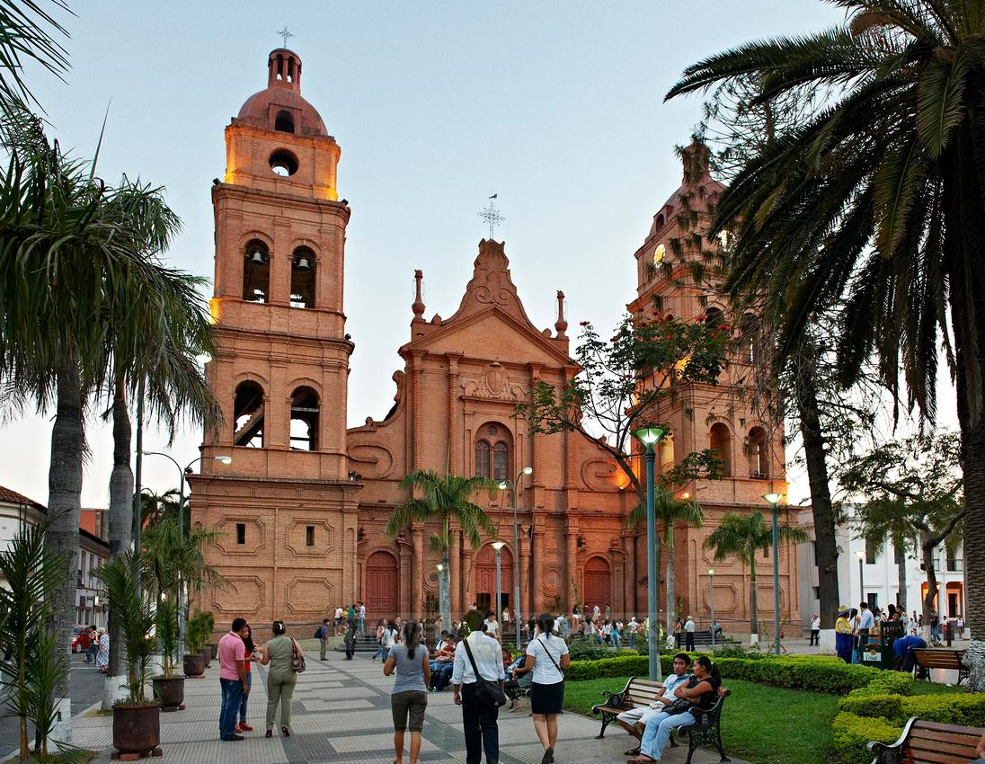 cathedral of Santa Cruz