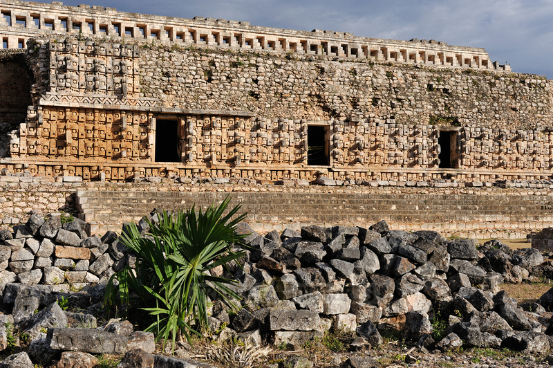Templo de las Mascaras or Codz Poop palace