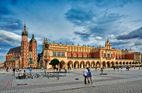 Cloth Hall, Krakow