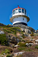 lighthouse at Cape of Good Hope