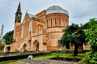 Anglican Cathedral in Stone Town