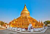 GOLDEN SHWEZIGON-PAGODA