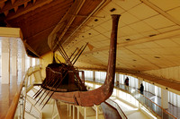 Khufu ship or solar barge