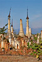 ruins of Shwe Inn Thein