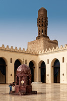 pepper box minaret