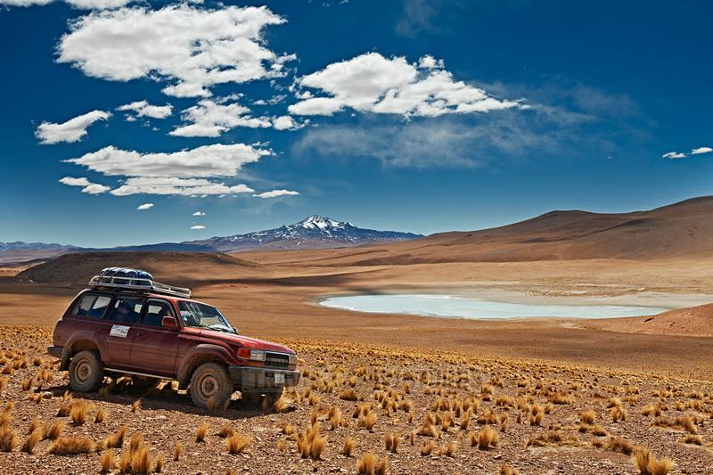 Reserva Nacional de Fauna Andina Eduardo Abaro