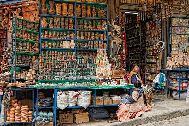 Mercado de Hechiceria