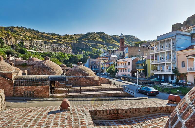 Travel4pictures Orbeliani Bathhouse Tbilisi