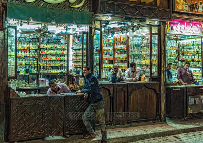 perfume market