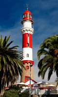 lighthouse of Swakopmund