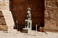 Statue of the lioness godess Sekhmet