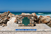 sign at Cape Agulhas