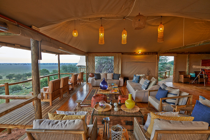 Polentswa Tented Camp