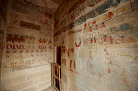 fresco inside tomb of Nianchchnum and Chnumhotep