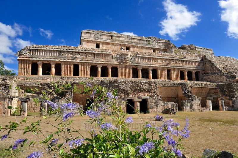 Maya ruin Sayil