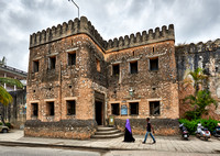 Old Fort of Stone Town